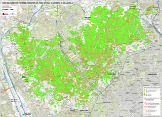 habitats interés comunitari