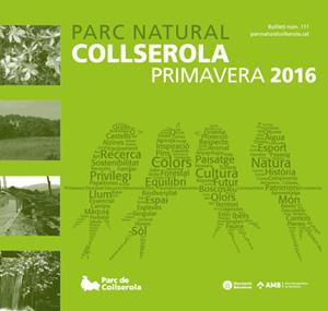Butlletí del Parc Natural de Collserola 111