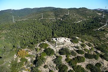 Fortificación medieval Penya del Moro