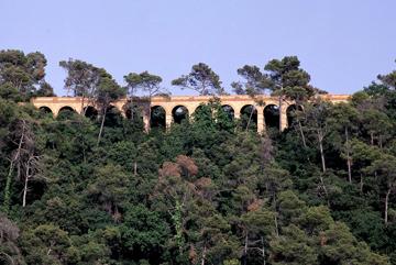 Viaducte de la Rabassada o d'en Ribes