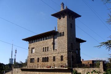 Torre Pastor Cruïlles