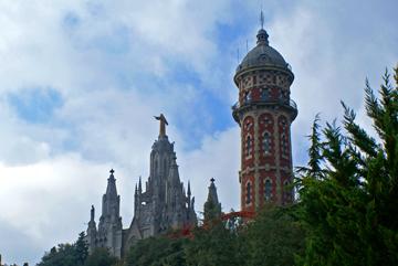 Torre de les Aigües de Dos Rius