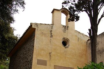 Sant Cebrià and Santa Justina