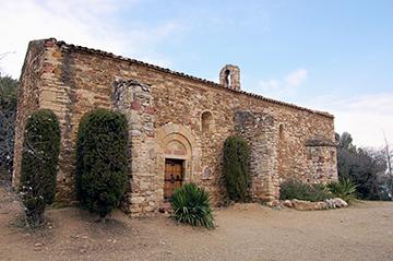 La Salut o Santa Eulàlia de Madrona