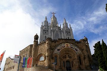 Temple of Tibidabo