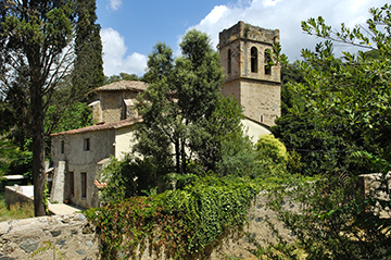 Santa Maria de Vallvidrera