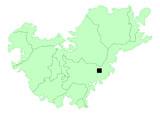 localització de La Masia
