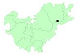 localització de Asador Casa Juaco