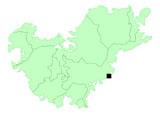 localització de La Venta