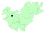 localització de Can Castellví