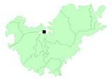 localització de Casa Blava
