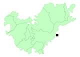 localización deLos Pinos