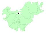 localització de Ranxo el Paso