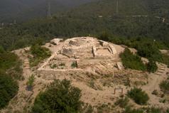 Fortificació medieval Penya del Moro