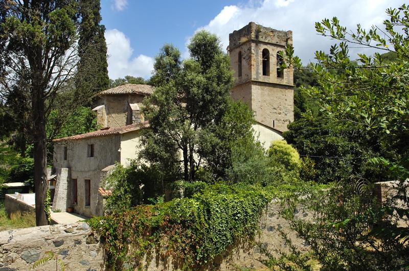 Església de Santa Maria de Vallvidrera